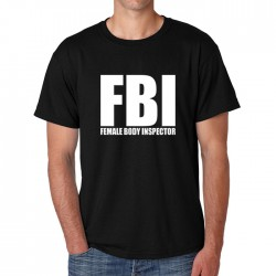Футболка Female Body Inspector (FBI)