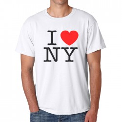 Футболка I Love New York